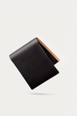 DA01 Ultra Slim Wallet - Black
