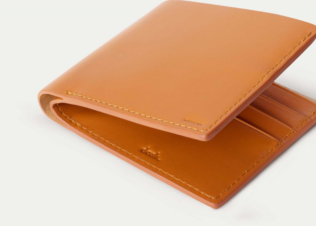 DA01 Wallet - Brown Ultra Slim