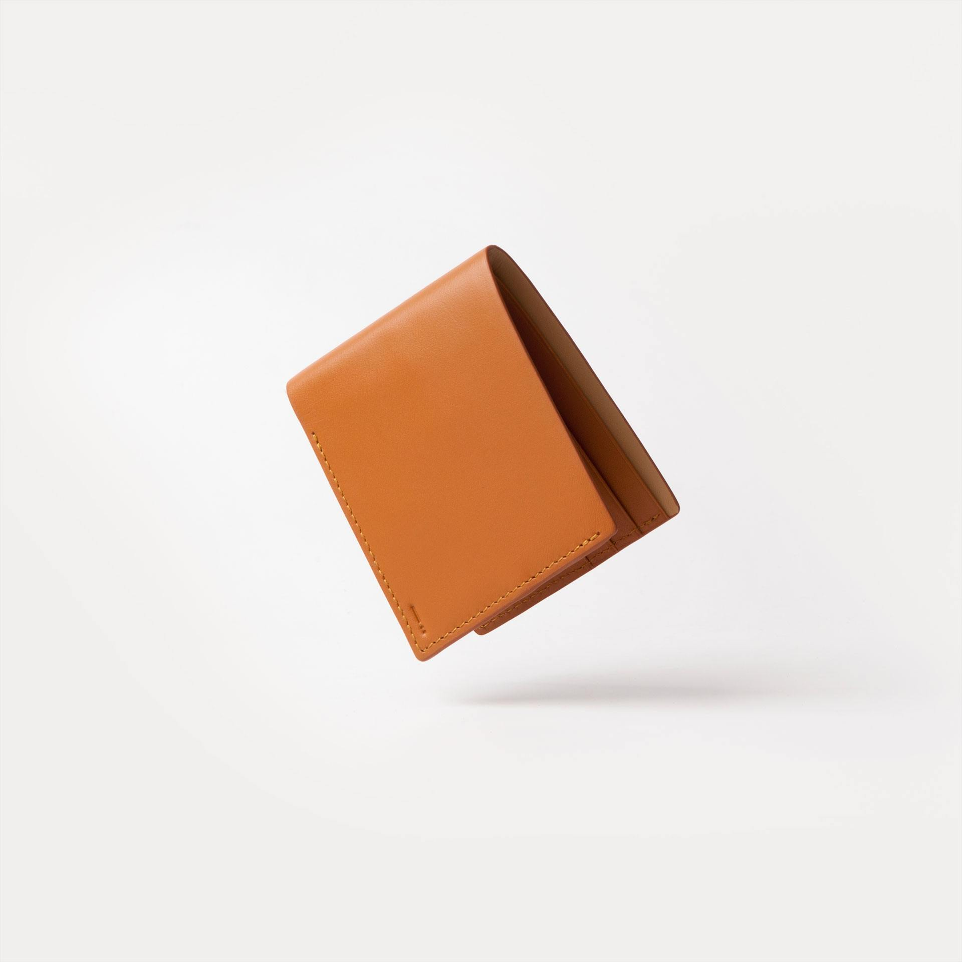 DA01 Ultra Slim Wallet - Brown