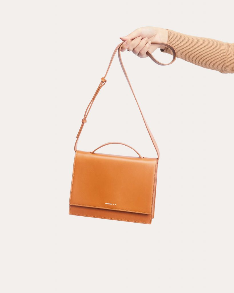 DA03 Crossbody - Brown