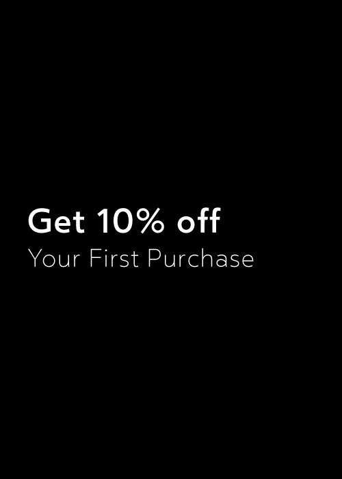 Sign up & Get 10% off your first purchase