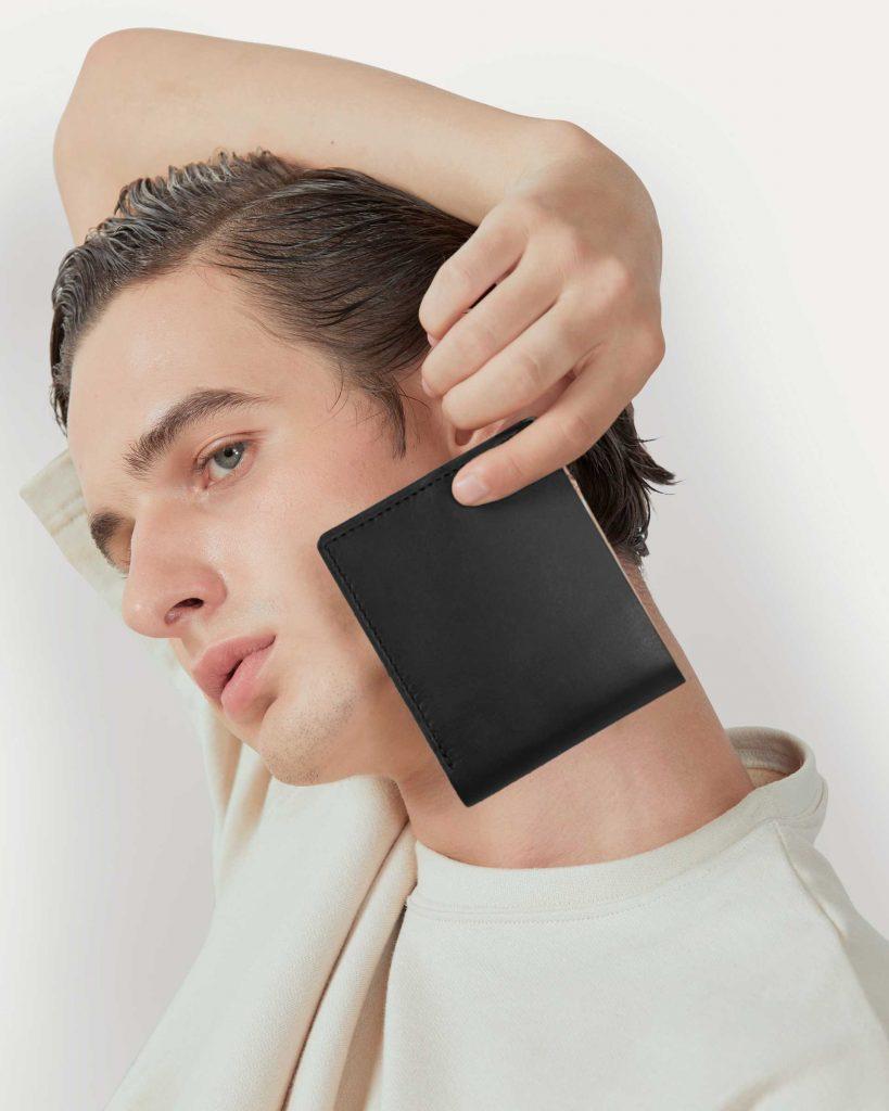 DA01 Wallet - Black